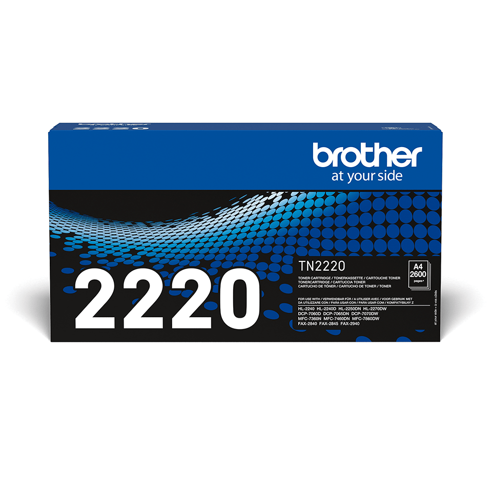 Brother TN-2220 Tonerkartusche – Schwarz