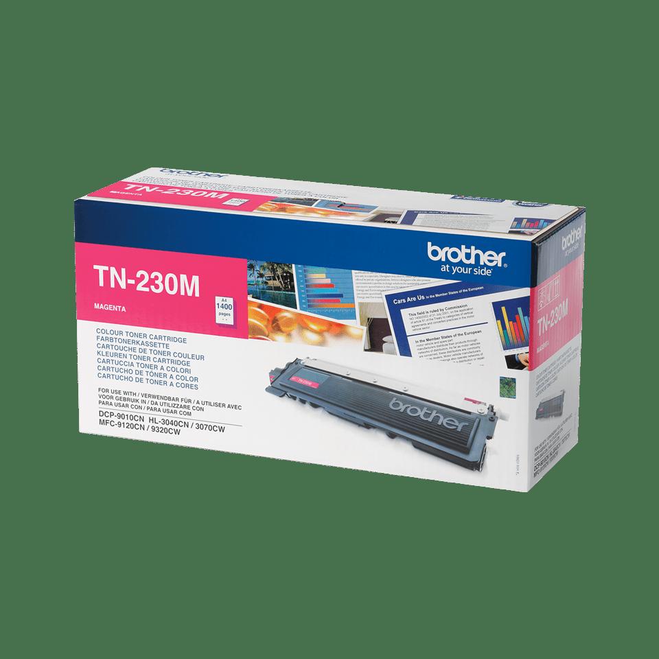 Brother TN-230M Tonerkartusche – Magenta 2