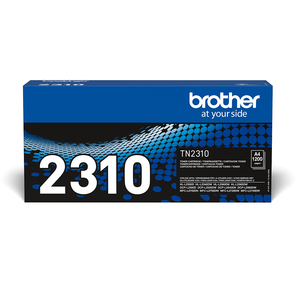 Brother TN-2310 Tonerkartusche – Schwarz 0