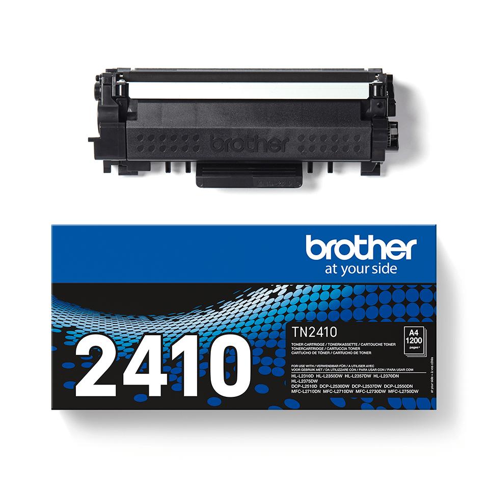Brother TN-2410 Tonerkartusche - Schwarz 2