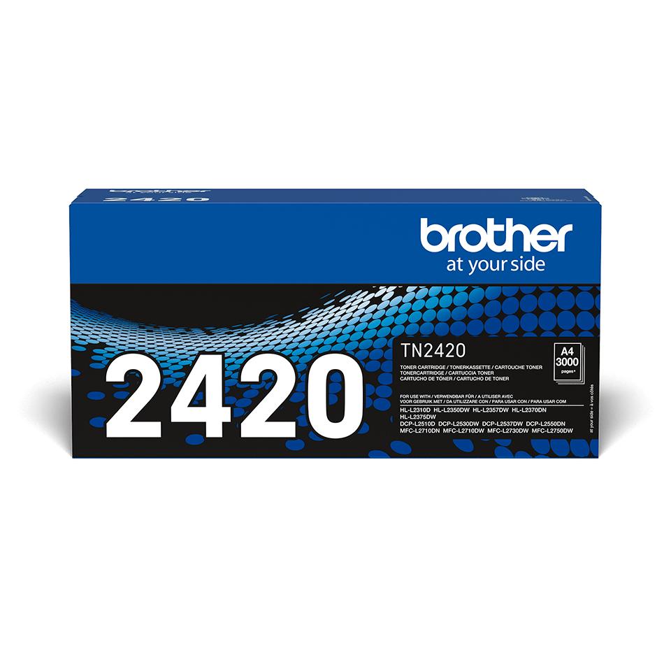 Brother TN-2420 Tonerkartusche – Schwarz