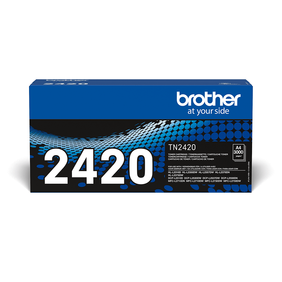 Brother TN-2420 Tonerkartusche – Schwarz 2