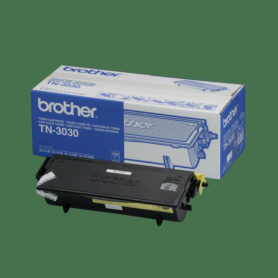Brother TN-3030 Tonerkartusche – Schwarz