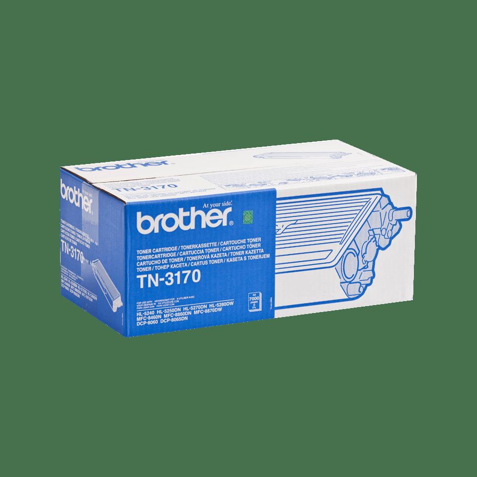 Brother TN-3170 Tonerkartusche – Schwarz