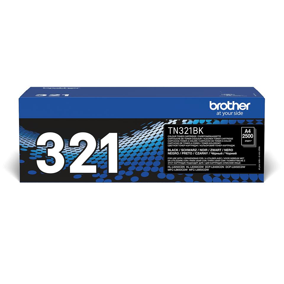 Brother TN-321BK Tonerkartusche – Schwarz