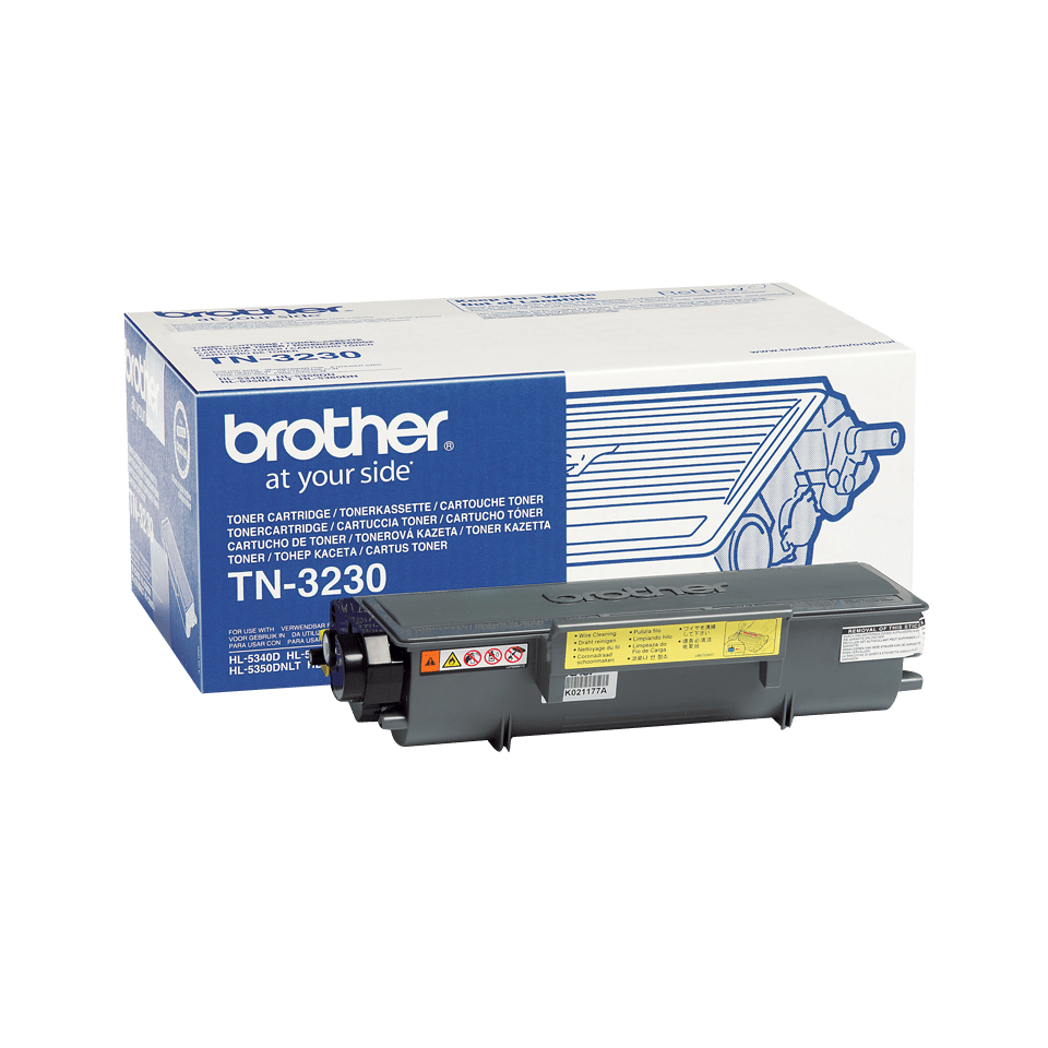 Brother TN-3230 Tonerkartusche – Schwarz