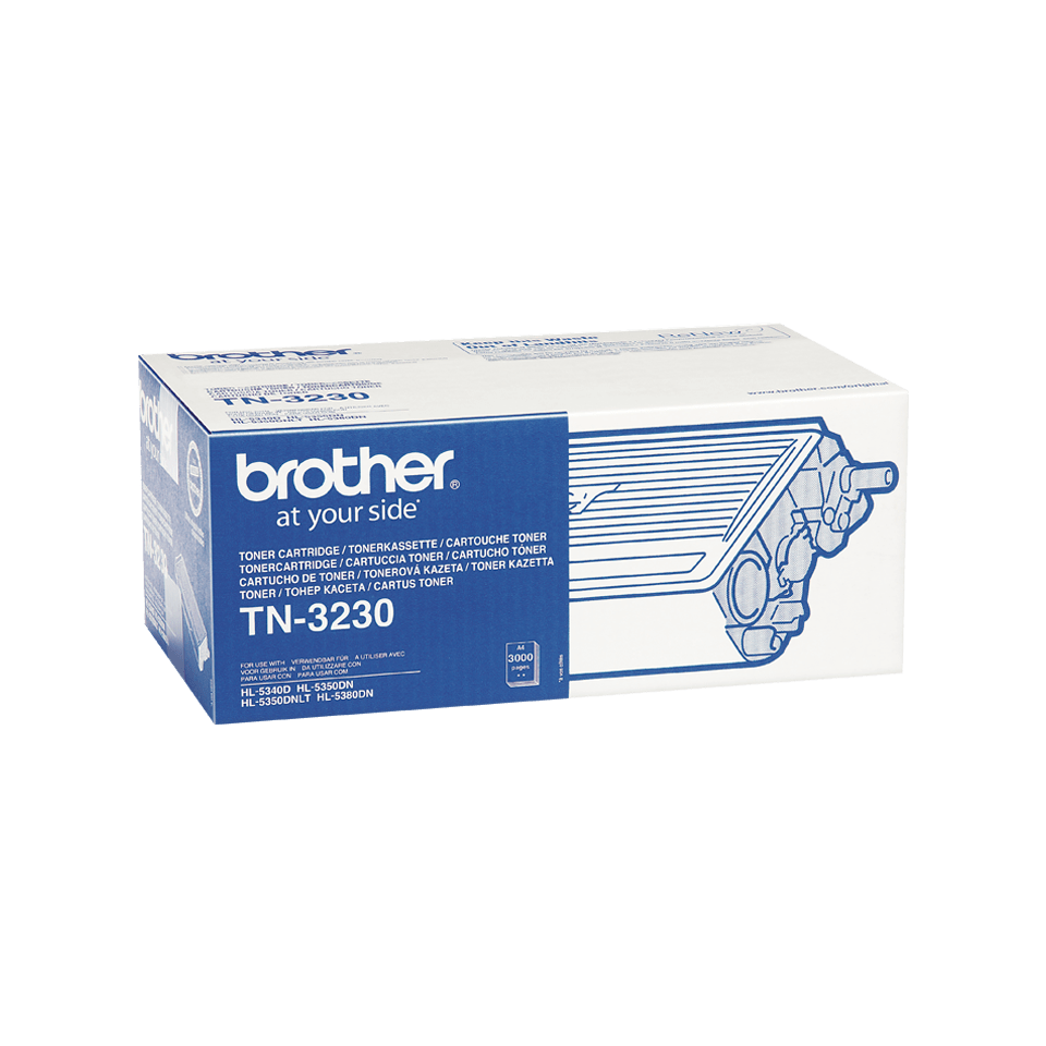 Brother TN-3230 Tonerkartusche – Schwarz 2