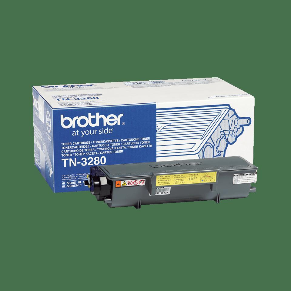 Brother TN-3280 Tonerkartusche – Schwarz 2