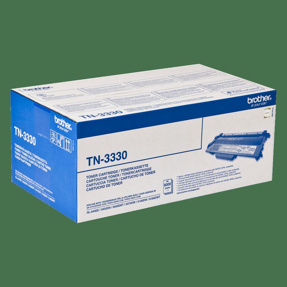 Brother TN-3330 Tonerkartusche – Schwarz 2