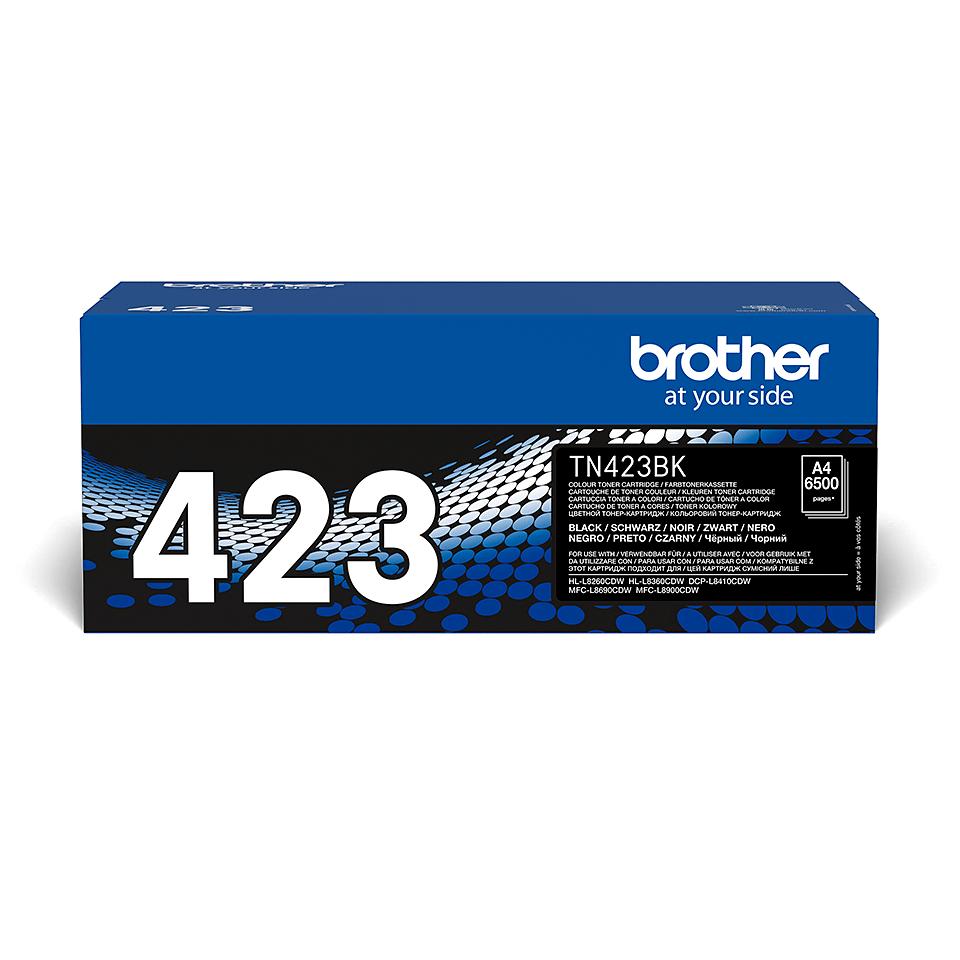 Brother TN-423BK Tonerkartusche – Schwarz 2