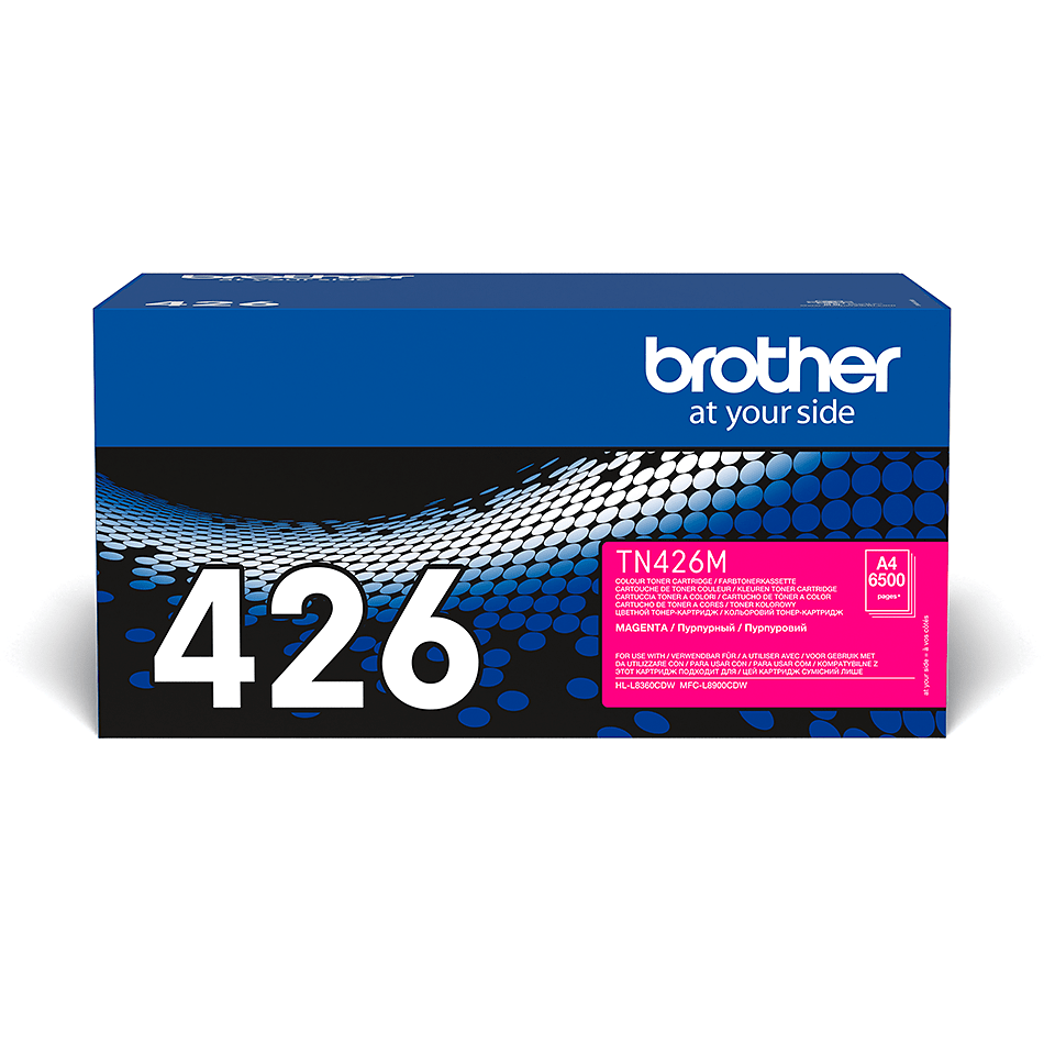 Brother TN-426M Tonerkartusche – Magenta
