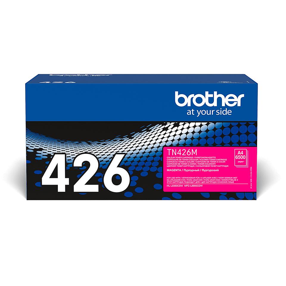 Brother TN-426M Tonerkartusche – Magenta