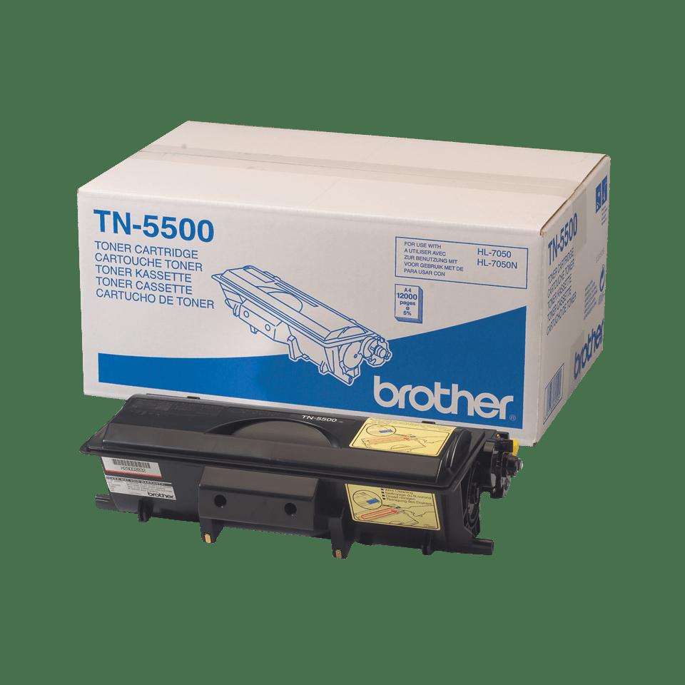 Brother TN-5500 Tonerkartusche – Schwarz