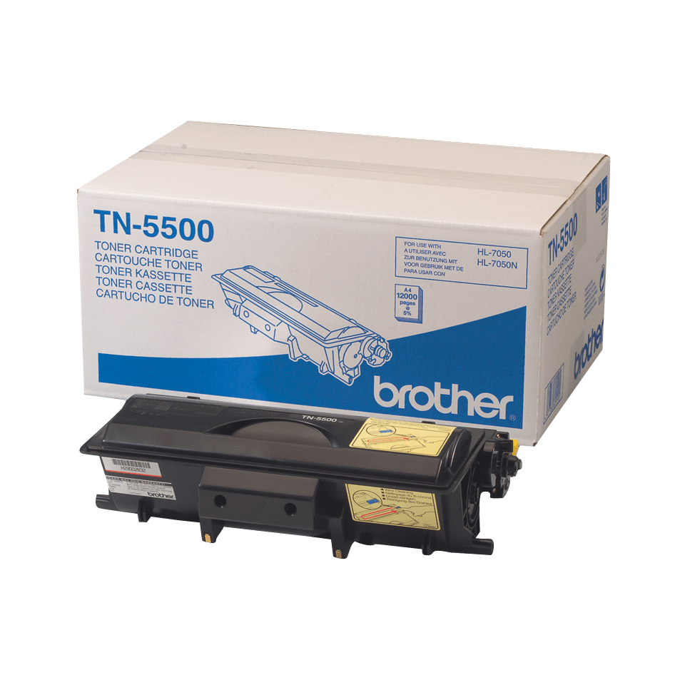 Brother TN-5500 Tonerkartusche – Schwarz 0