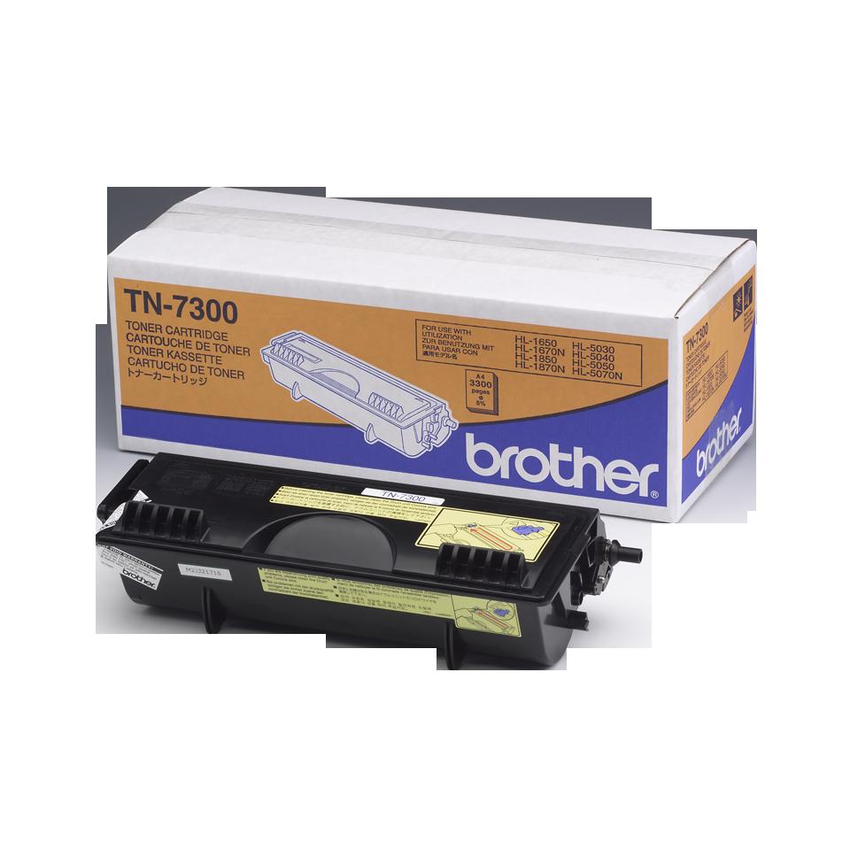 Brother TN-7300 Tonerkartusche – Schwarz 0