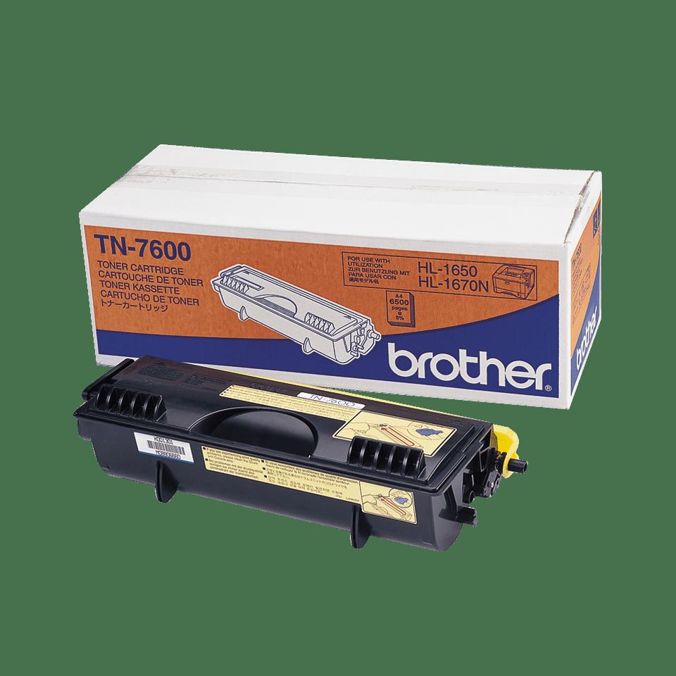 Brother TN-7600 Tonerkartusche – Schwarz