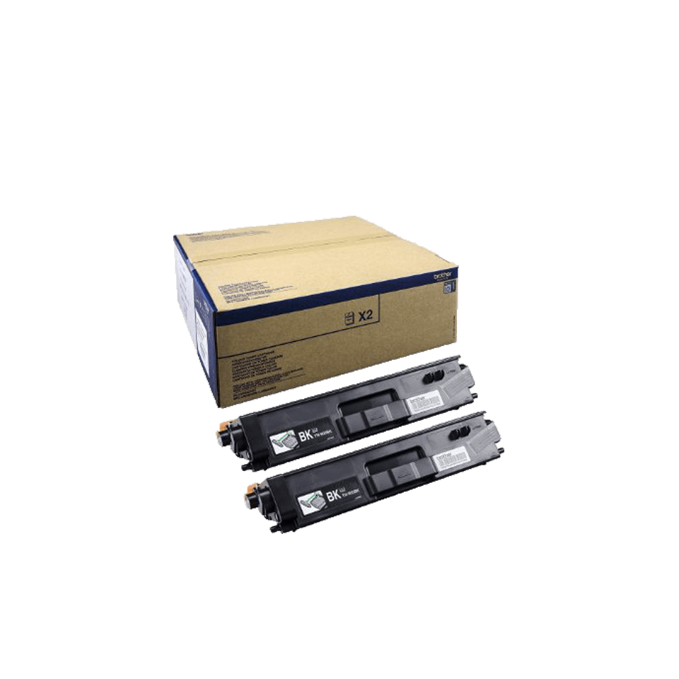 Brother TN-900BK Tonerkartusche Twin Pack