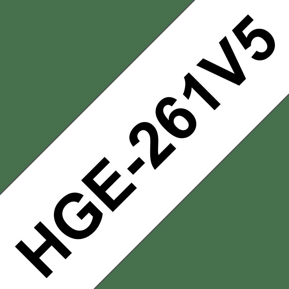 Brother HGe-261V5 Schriftband-Multipack