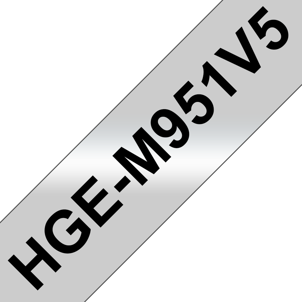 Brother HGe-M951V5 Schriftband-Multipack 0