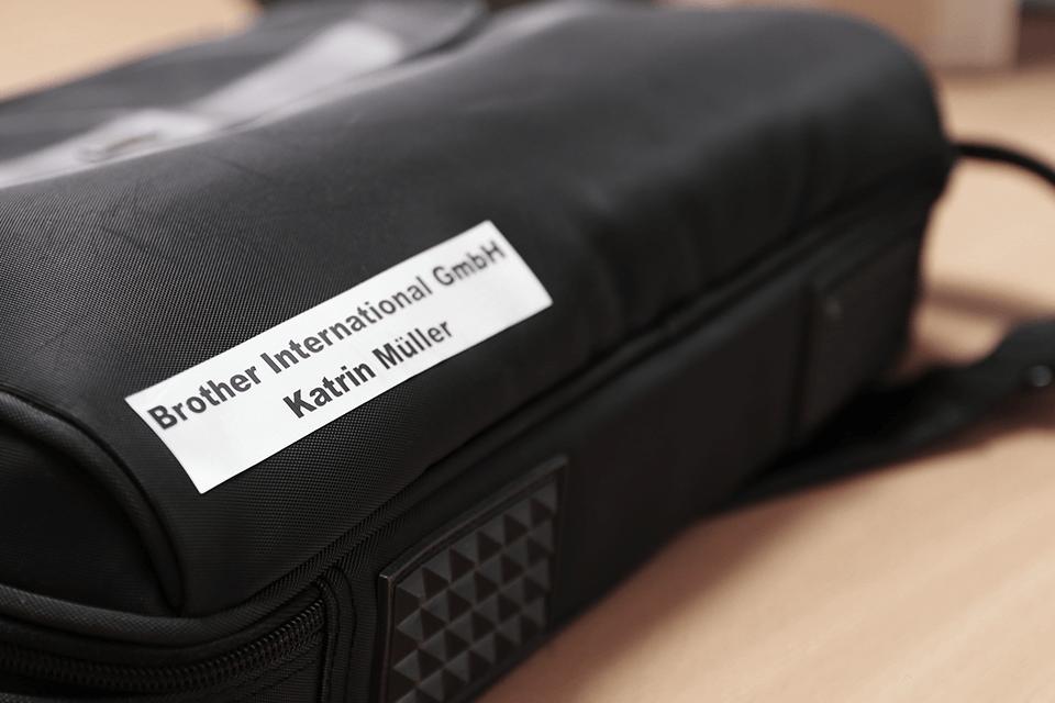 Brother HGe-M951V5 Schriftband-Multipack 2