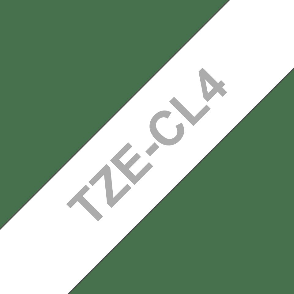Brother TZe-CL4 Druckkopf-Reinigungskassette 2
