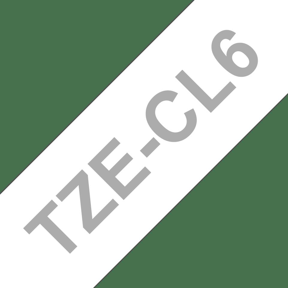 Brother TZe-CL6 Druckkopf-Reinigungskassette 2