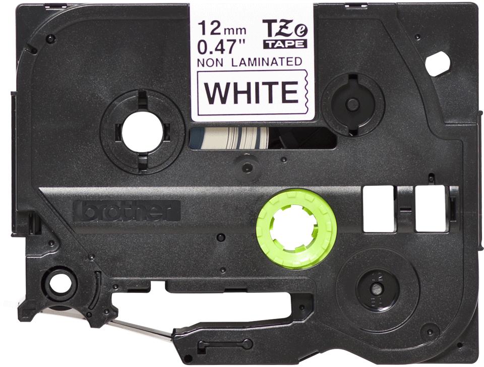 Brother TZe-N231 Schriftband – schwarz auf weiß 3