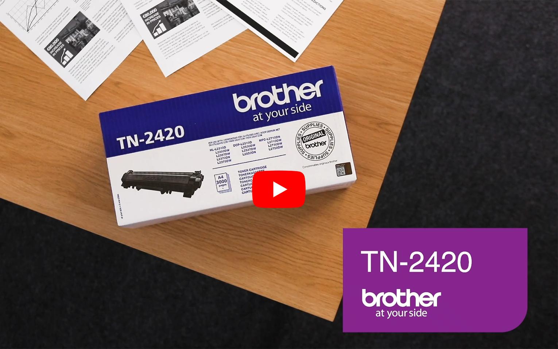 Brother TN-2420 Tonerkartusche - Schwarz 5